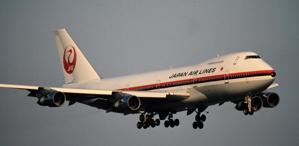 JAL747SR