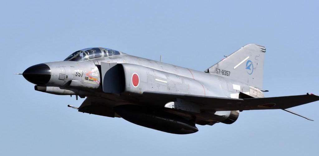 航空自衛隊F4